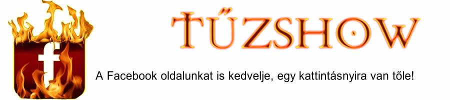 Tűz Show Facebook oldal